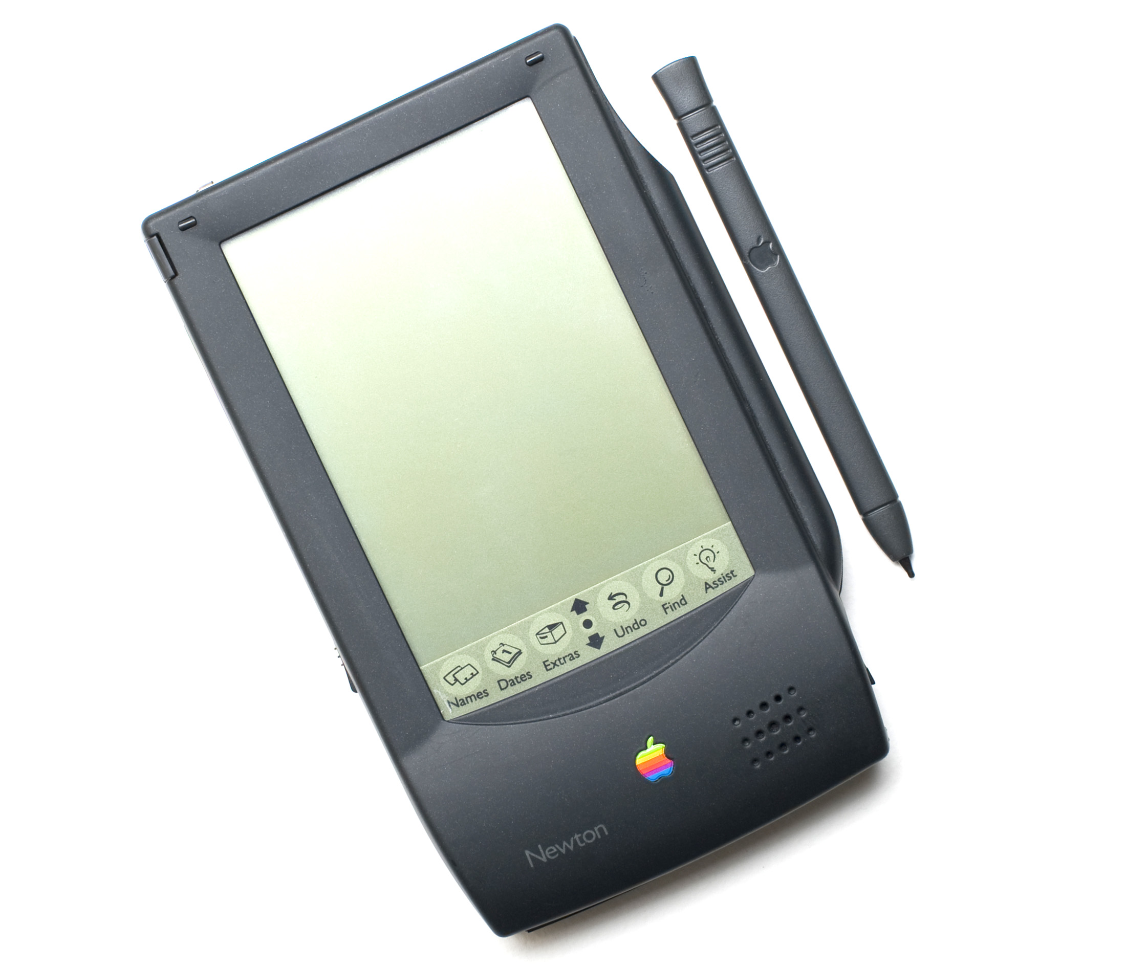 El primer PDA Apple MessagePad